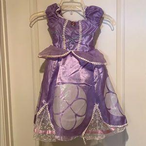Girl's Disney Parks Princess 👸🏻 Halloween Dress